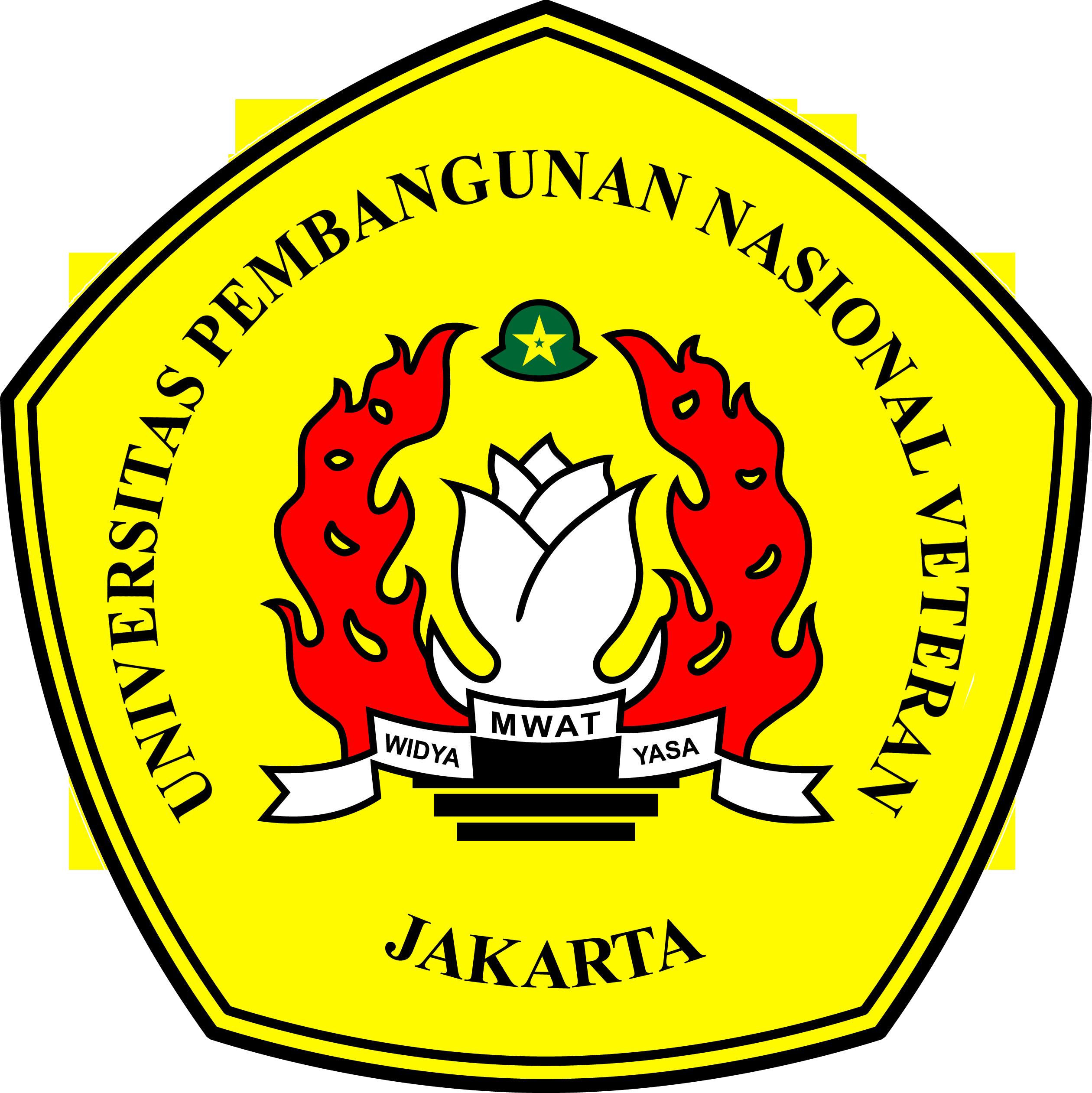 Identitas Logo Upn Veteran Jakarta