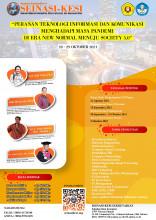 Informasi Seminar Nasional Informatika, Sistem Informasi dan Keamanan Siber  (SEINASIKESI 2021)
