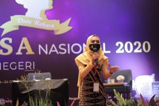 Mahasiswi Fisip Juara 3 Pemilihan Duta Bahasa Tingkat Nasional 2020