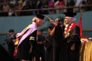 Pelaksanaan Wisuda Ke-65 UPN Veteran Jakarta Semester Genap TA 2019/2020