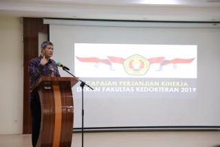 Pantau Target Kinerja Dekan, Rektor UPNVJ Lakukan Evaluasi Kinerja Dekan Fakultas Kedokteran
