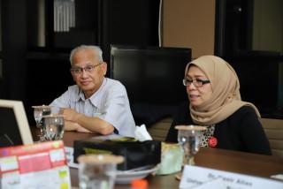 Pererat Kerja Sama, UPNVJ Terima Kunjungan Universiti Kuala Lumpur