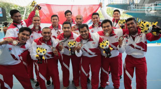 Prestasi Mahasiswa FEB di SEA Games