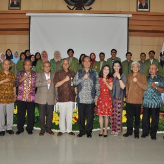 "Bantuan Mahasiswa Berprestasi (BMB) Lippo Group untuk UPN ""Veteran"" Jakarta"