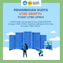 UPNVJ Membuka Tambahan Kursi untuk UTBK-SBMPTN 2021