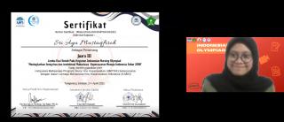 Mahasiswi Fikes Berhasil Juara 3 dalam Kegiatan Indonesian Nursing Olympiad (INO) 2021