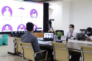 Tampil Baru, UPT TIK UPNVJ Launching Website Terbaru Fakultas & Lembaga