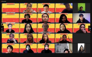 Mulai Berkarya dari Dalam Diri, FiveTV UPNVJ Gelar Workshop: