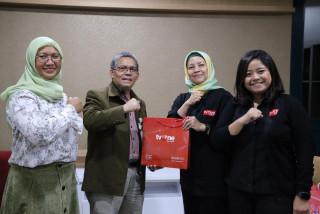 Tingkatkan Hubungan dengan Media, UPNVJ bekerjasama dengan TVOne