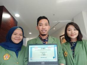 Mahasiswa FEB UPNVJ Berhasil Juara 1 pada Kompetisi UNAS Accounting Fair 2020