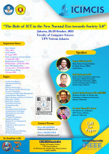 The 3rd International Conference on Informatics, Multimedia, Cyber, and Information System