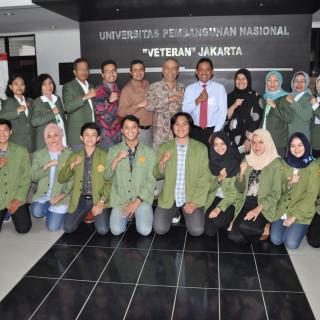 Kunjungan Tim Assessment Program Beasiswa  Bank Indonesia