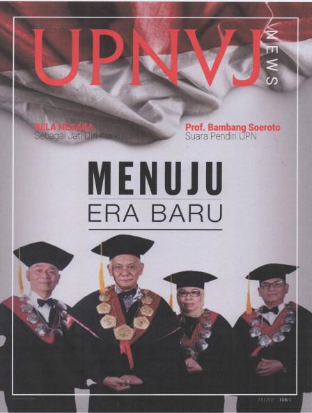 Majalah UPNVJ News 30 Juli 2017