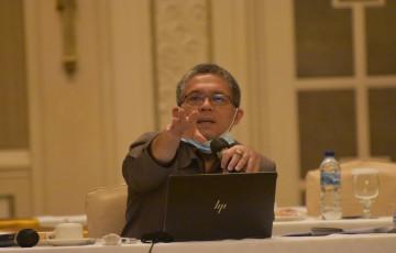 UPNVJ Gelar Rapat Strategi Pencapaian Indikator Kinerja Utama (IKU) 2020