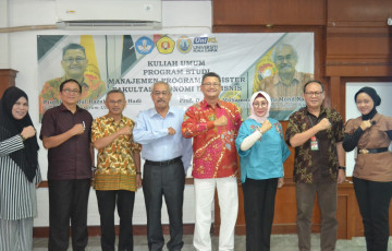 Mahasiswa Magister Manajemen FEB Antusias Mengikuti Kuliah Perdana dengan Profesor UniKL
