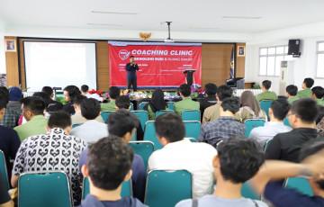 Fakultas Teknik UPNVJ Bekerjasama dengan PT. NGK Busi Indonesia Gelar Coaching Clinic